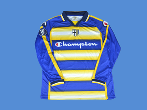 PARMA 2004 2005 HOME JERSEY LONG SLEEVE