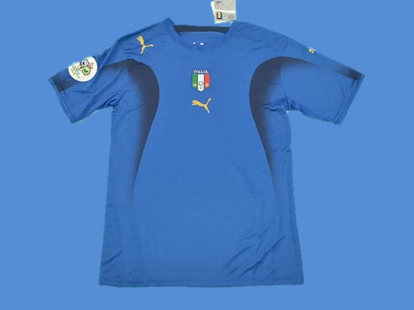 ITALY 2006 WORLD CUP HOME JERSEY