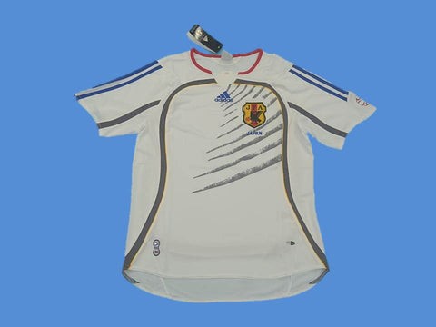 JAPAN 2006 WORLD CUP AWAY  JERSEY