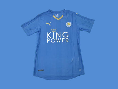 LEICESTER CITY 2015 2016  HOME  JERSEY