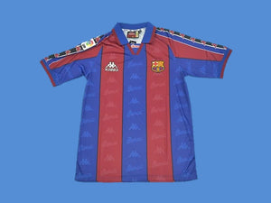 FC BARCELONA 1996 1997 HOME JERSEY