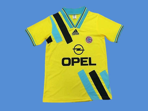 BAYERN MUNICH 1993 AWAY JERSEY