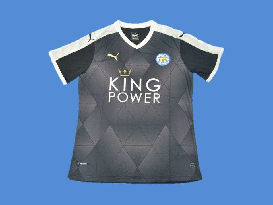 LEICESTER CITY  2015 2016  AWAY   JERSEY