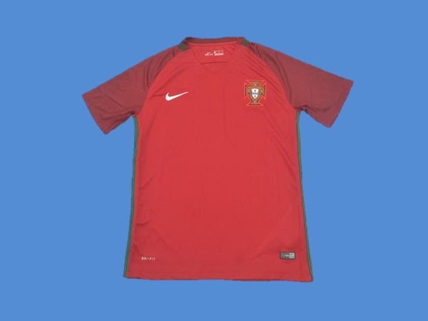 PORTUGAL 2016  HOME JERSEY