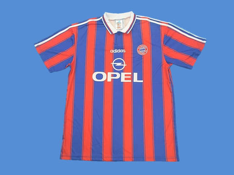 BAYERN MUNICH 1995 1997 HOME  JERSEY