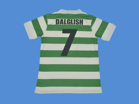 CELTIC 1980 HOME DALGLISH 7 JERSEY