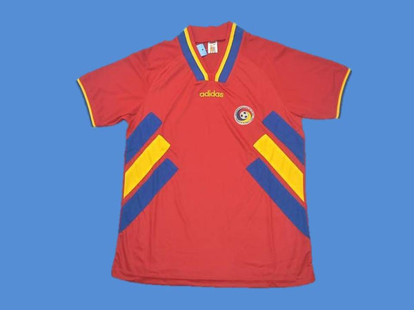 ROMANIA 1994 WORLD CUP AWAY  JERSEY