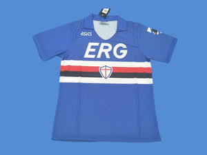 SAMPDORIA 1990 1991 HOME JERSEY