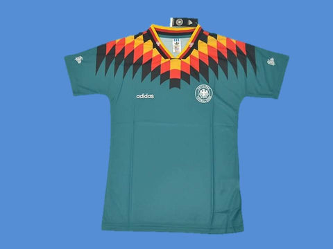GERMANY 1994 WORLD CUP AWAY JERSEY