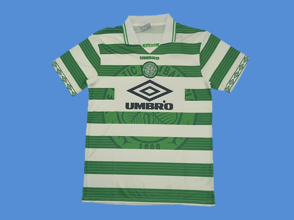 CELTIC 1997 1998 HOME JERSEY