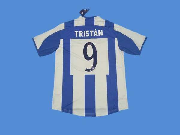 DEPORTIVO 2003  2004 TRISTAN 9 HOME JERSEY