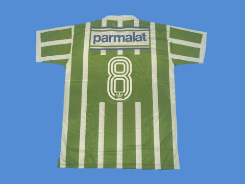 PALMEIRAS 1992 1993 NUMBER 8 HOME JERSEY