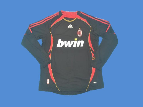 AC MILAN  2006 2007 AWAY JERSEY LONG SLEEVE