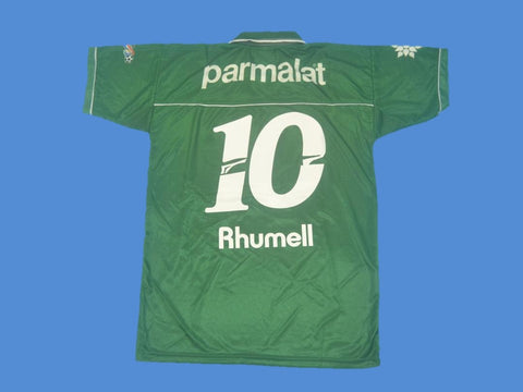 PALMEIRAS 1999 NUMBER 10 HOME JERSEY