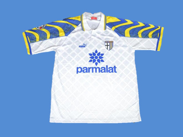 PARMA 1996 1997 WHITE JERSEY