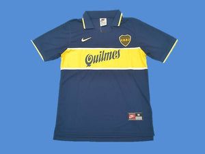BOCA JUNIORS 1996 1997 HOME  JERSEY