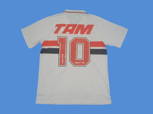 SAO PAULO 1994 NUMBER 10 HOME  JERSEY