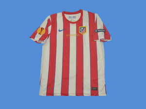 ATLETICO MADRID 2011 2012 HOME JERSEY EUROPA