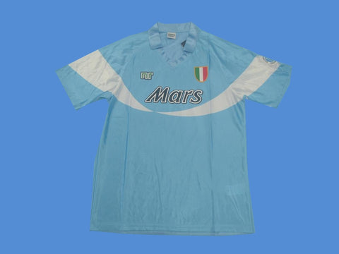 NAPOLES NAPOLI 1990 1991 SPECIAL HOME JERSEY