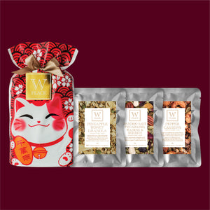 CNY Small Gift Wrap 2 in 1