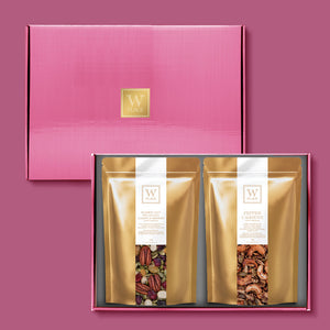 PINK GOLD BOX | 2 IN 1