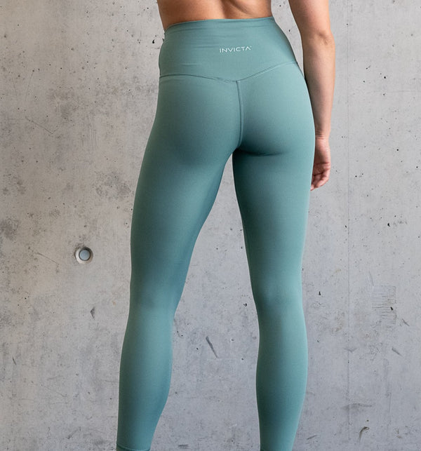 INVICTA Premium Solid Tights - Mint - Jana Invicta