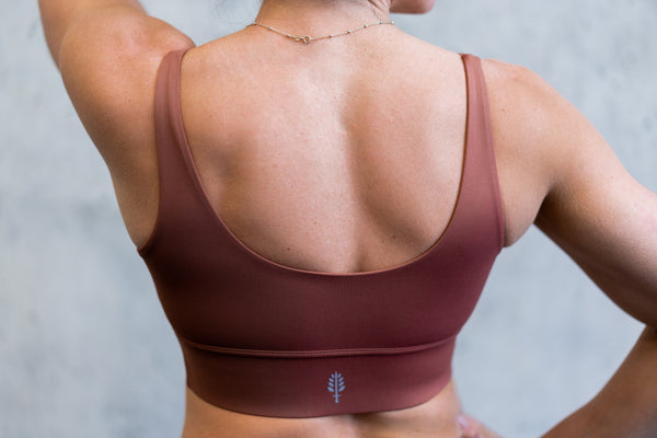 The Refined Bra - Coffee Strong support - Jana Invicta