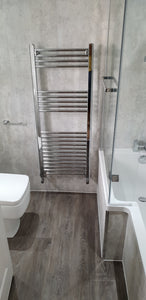 L Shape Bathroom Suite