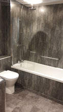 Load image into Gallery viewer, Modern Bathroom Suite With Disability Aids