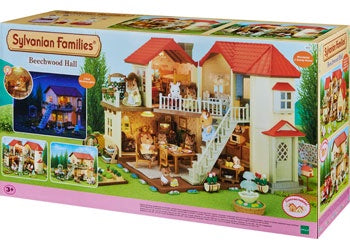 SYLVANIAN FAMILIES Beechwood Hall  **Available for in-store pick up or local delivery only**