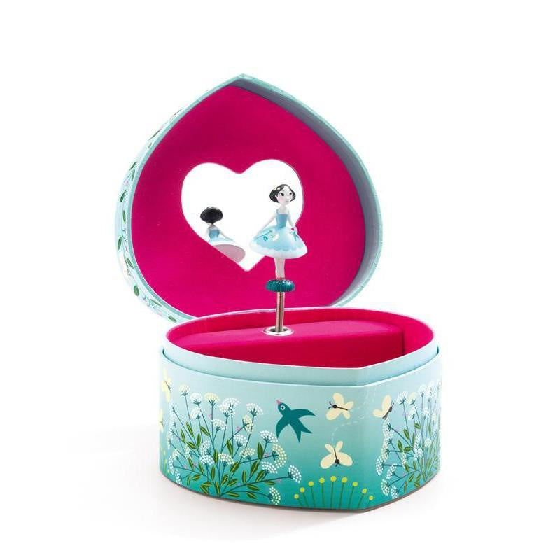 Djeco Budding Dancer Jewellery Box