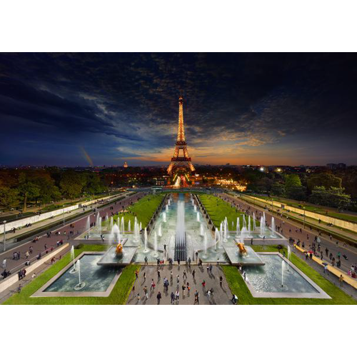 STEPHEN WILKES 1000 Piece Puzzle 2021 Series