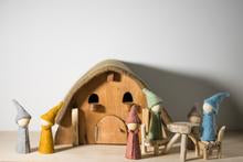 PAPOOSE Gnome/Hobbit House