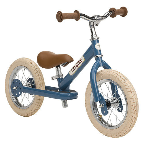 TRYBIKE Trike and Balance Bike - Blue