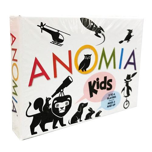 ANOMIA Kids Card Game
