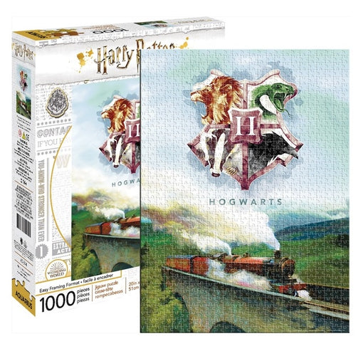 Harry Potter Train  1000pc Puzzle