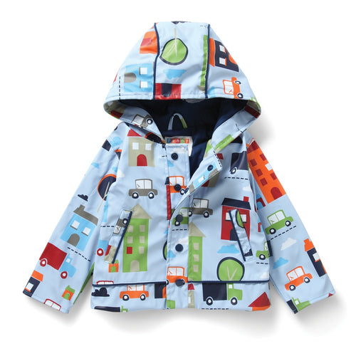 Penny Scallan Big City Raincoat