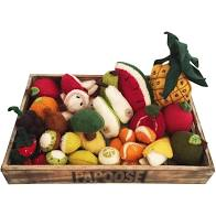 PAPOOSE Fruit or Vegetable Crate