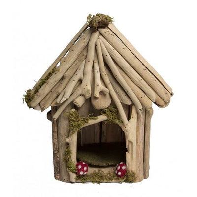 PAPOOSE Wooden Fairy House
