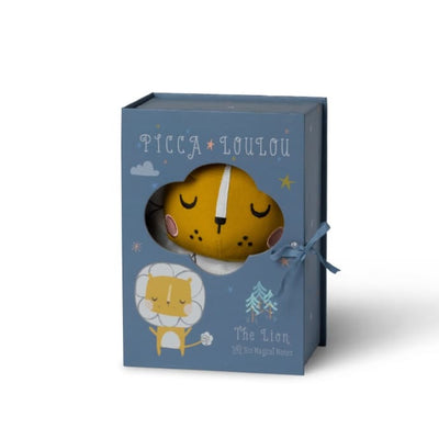 PICCA LOULOU Lion In Gift Box