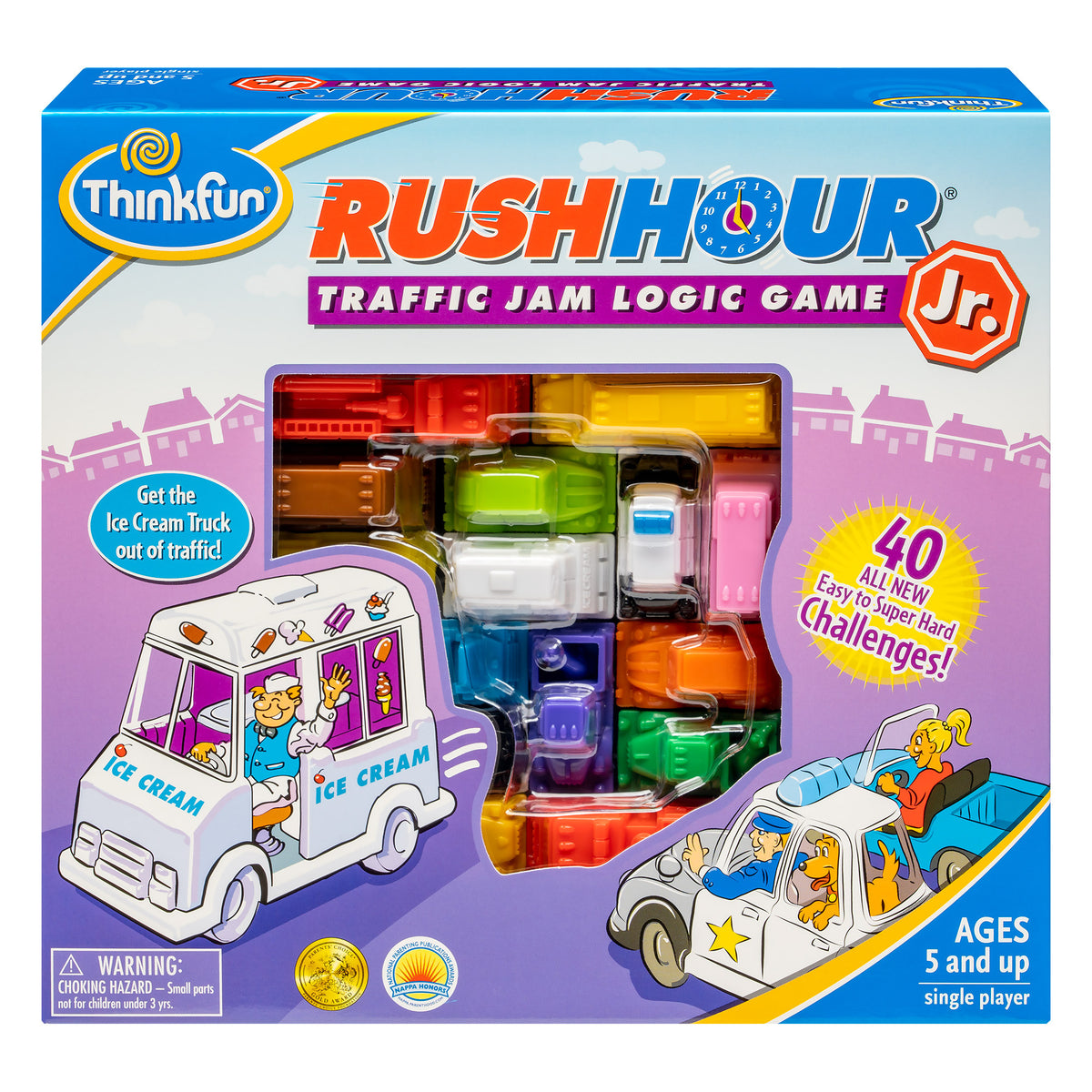 THINK FUN Rush Hour Junior