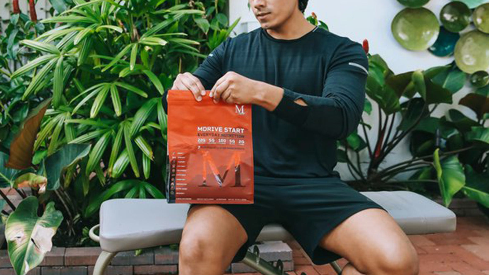 Protein Powder Blend Of 2020 For Muscle: Mdrive Start