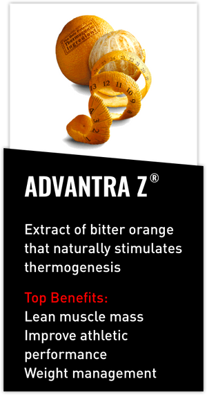 Mdrive ingredient Advantra Z