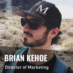 Brian Kehoe - Mdrive Director of Marketing