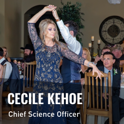 Cecile Kehoe - Mdrive Chief Science Officer