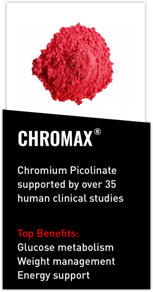 Mdrive ingredient Chromax