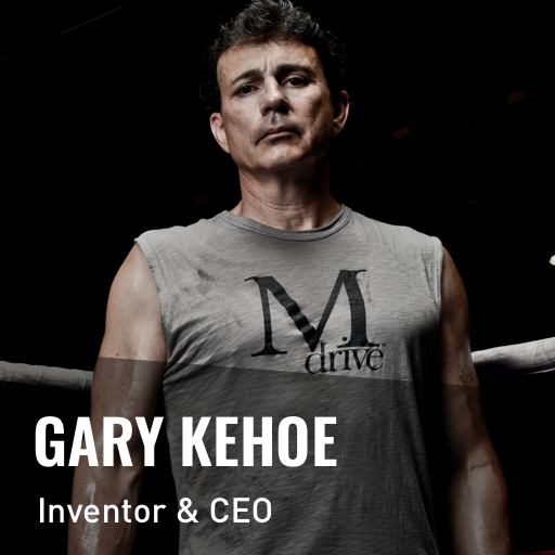Gary Kehoe - Mdrive Inventor & CEO