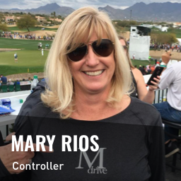 Mary Rios - Mdrive Controller