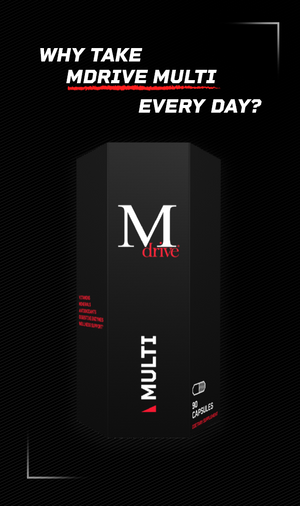 Why take Mdrive Multi every day?