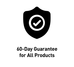 Mdrive 60-Day Satisfaction Guarantee for All Products